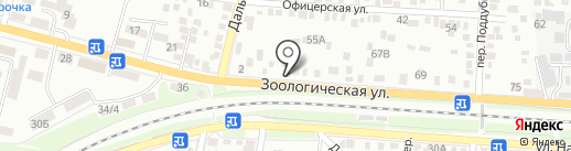 Loud Sound на карте Ростова-на-Дону