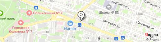XBOX на карте Ростова-на-Дону