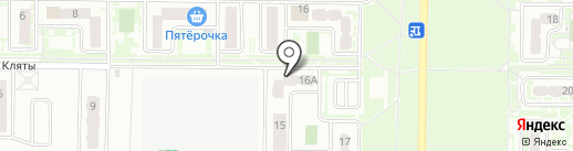 Хмельной погребок на карте Ростова-на-Дону
