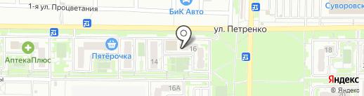 Dr.ЖиVaGo на карте Ростова-на-Дону