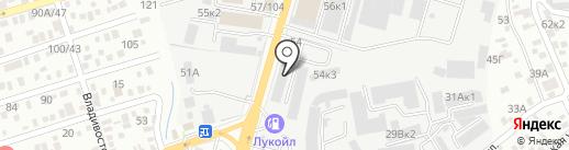 Спецодежда-Ростов на карте Ростова-на-Дону