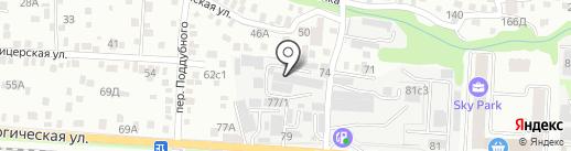 AvtoRemontDon на карте Ростова-на-Дону