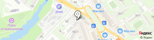 Ваши Печати на карте Ростова-на-Дону