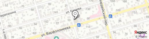 ПроИмидж на карте Ростова-на-Дону
