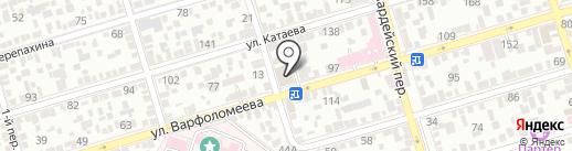 OEM-OIL на карте Ростова-на-Дону
