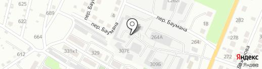 КровляМонтажКомплект на карте Липецка