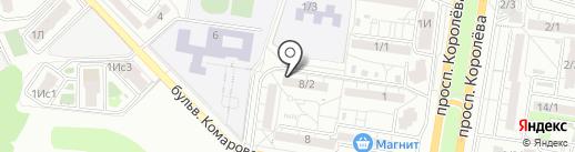 Фирма ЖКХН на карте Ростова-на-Дону