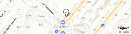 Нелли на карте Батайска