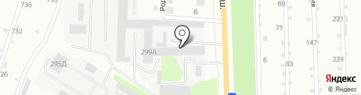 СтройМаг на карте Липецка