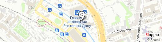 Country chicken на карте Ростова-на-Дону