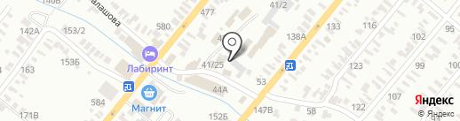 Softcar на карте Батайска