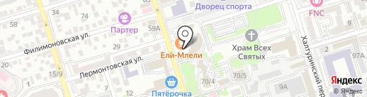 WMD на карте Ростова-на-Дону