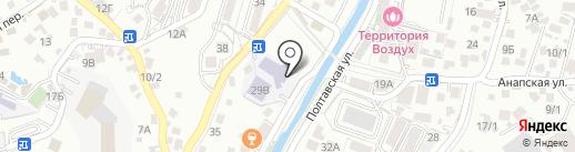 2х2 на карте Сочи