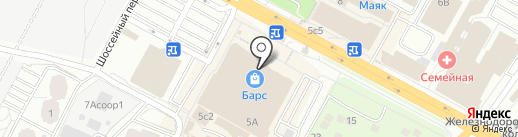 МОБАКС на карте Рязани