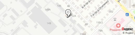 СпецВодСтрой на карте Рязани
