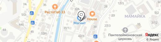 Рио де Мамайка-2, ЖСК на карте Сочи
