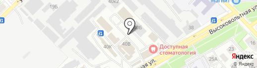 Магазин текстиля для дома на карте Рязани
