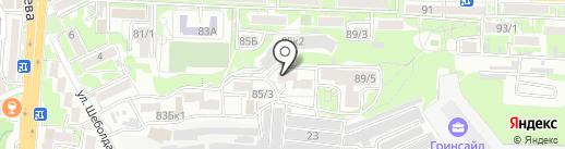 Rolla-Pro на карте Ростова-на-Дону