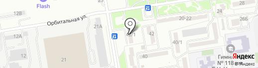 МПА-СтройСервис на карте Ростова-на-Дону