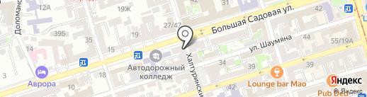 ПравоЭксперт на карте Ростова-на-Дону