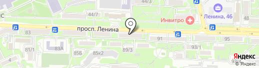 Все для рукоделия на карте Ростова-на-Дону