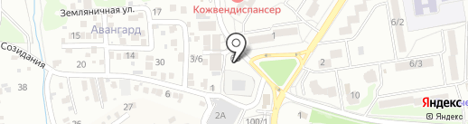 ПивТорг на карте Ростова-на-Дону
