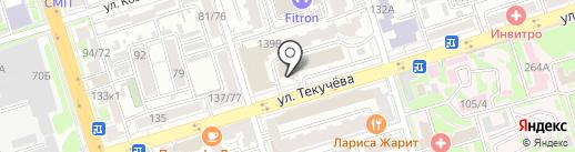 Demmoksi на карте Ростова-на-Дону