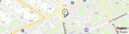 Пятница 13 на карте Ростова-на-Дону