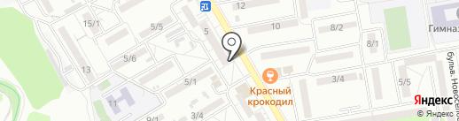 CMD на карте Ростова-на-Дону