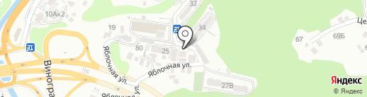 Витафарм на карте Сочи