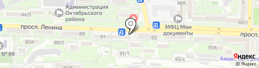 WeddingDream на карте Ростова-на-Дону
