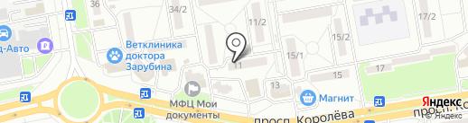 YS NаilStudio на карте Ростова-на-Дону