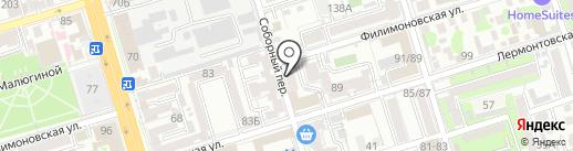 ITM на карте Ростова-на-Дону