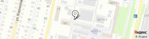 Мастерская по заточке инструментов на карте Рязани