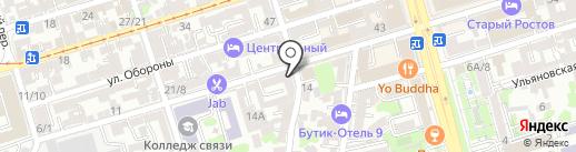 Новая жизнь на карте Ростова-на-Дону