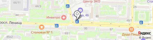 Top Shar на карте Ростова-на-Дону