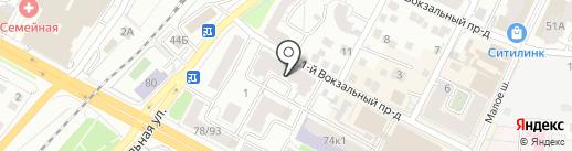 32 ЗДОРОВЫХ на карте Рязани