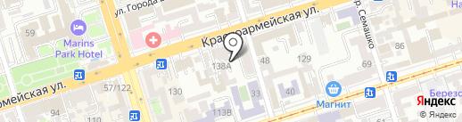 Защита прав потребителей на карте Ростова-на-Дону