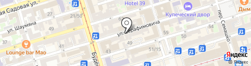 RU-SERVIS на карте Ростова-на-Дону