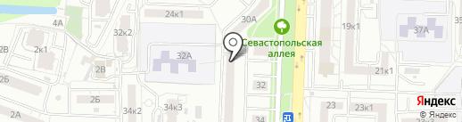 Ателье по ремонту и пошиву одежды на карте Рязани