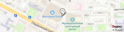 Телефон.ру на карте Рязани