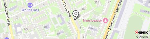 Купить термос на карте Ростова-на-Дону