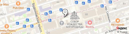Православный Мир на карте Ростова-на-Дону