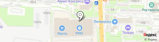 Статус на карте Ростова-на-Дону
