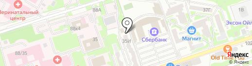Прикоснись к добру на карте Ростова-на-Дону
