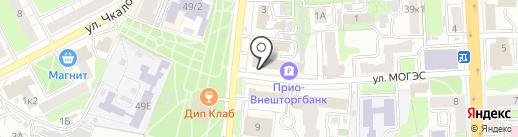 Рязанский НИИ Здоровьесберегающих технологий на карте Рязани