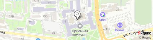 Best Star на карте Ростова-на-Дону
