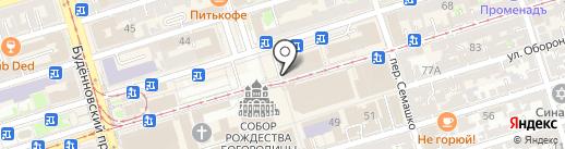 Tele2 на карте Ростова-на-Дону