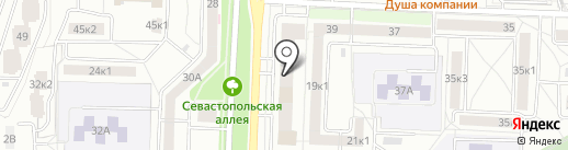 Рязанский региональный центр независимой экспертизы на карте Рязани