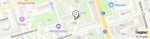 MIGUN на карте Ростова-на-Дону